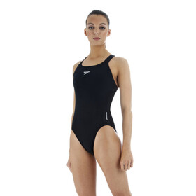 speedo Essential Endurance+ Medalist Swimsuit Women, black
